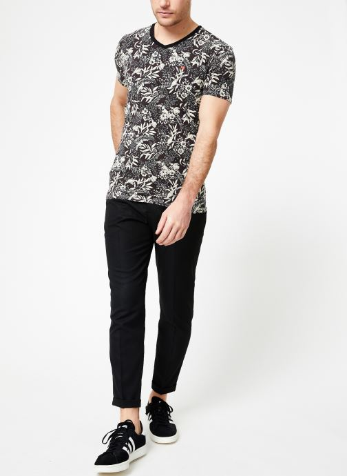 shirts VêtementsT combo V Soda Scotchamp; elastane Et Classic 0221 G neck Tee Polos Cotton rBeCxoQdW