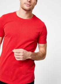 Vêtements Accessoires Crewneck tee in lightweight pique quality
