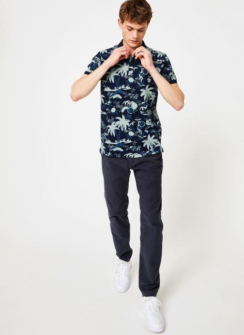 Pique VêtementsT Indigo 0218 B Scotchamp; Soda Polo combo Polos shirts Et CxdBeo