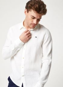 Vêtements Accessoires REGULAR FIT - Garment dyed linen shirt