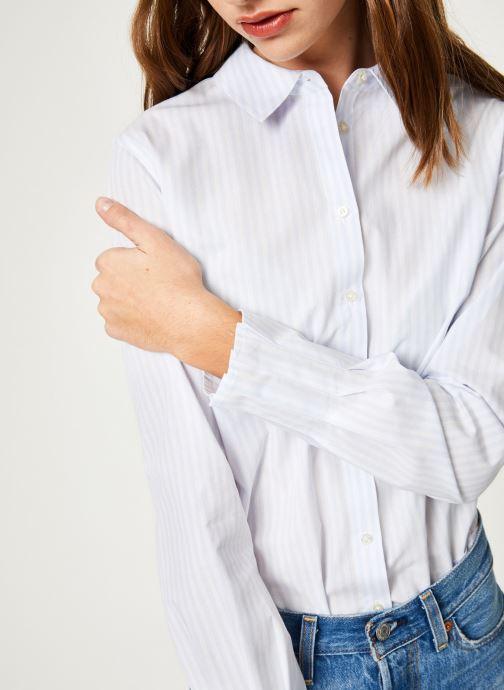 Vêtements Maison Scotch 149771 Blanc vue détail/paire