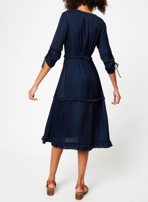 Vêtements Maison Scotch 133705 Bleu vue portées chaussures