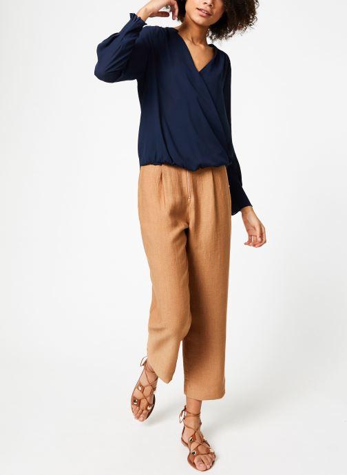 Vêtements Scotch & Soda 149764 Bleu vue bas / vue portée sac