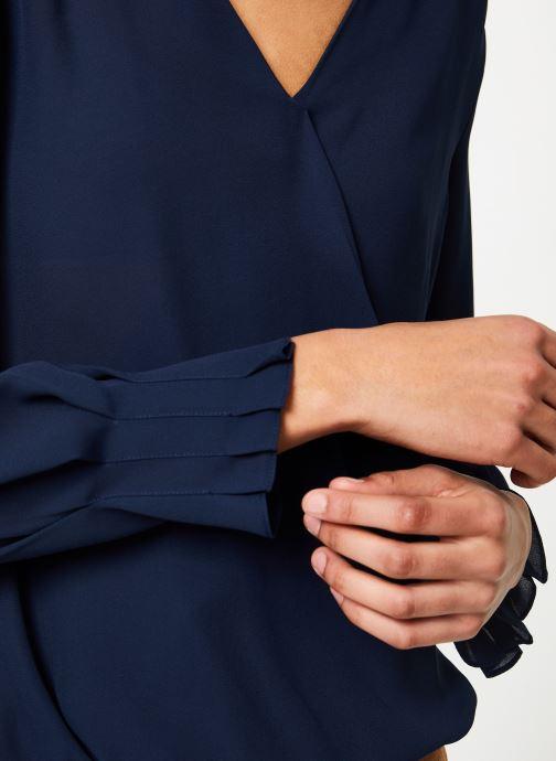 Vêtements Maison Scotch 149764 Bleu vue face