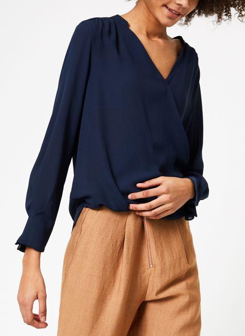 Vêtements Maison Scotch 149764 Bleu vue droite
