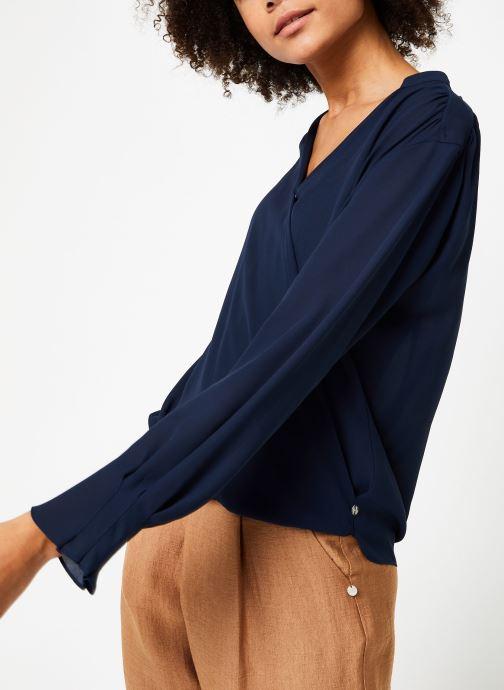Vêtements Scotch & Soda 149764 Bleu vue détail/paire