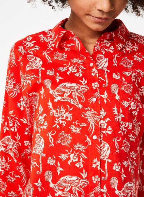 Vêtements Maison Scotch 149773 Rouge vue face