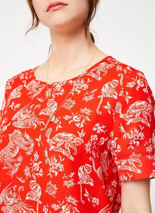 Vêtements Maison Scotch 149800 Rouge vue face