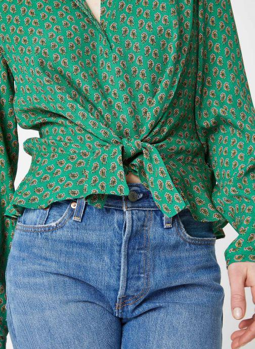 Vêtements Scotch & Soda 149807 Vert vue face