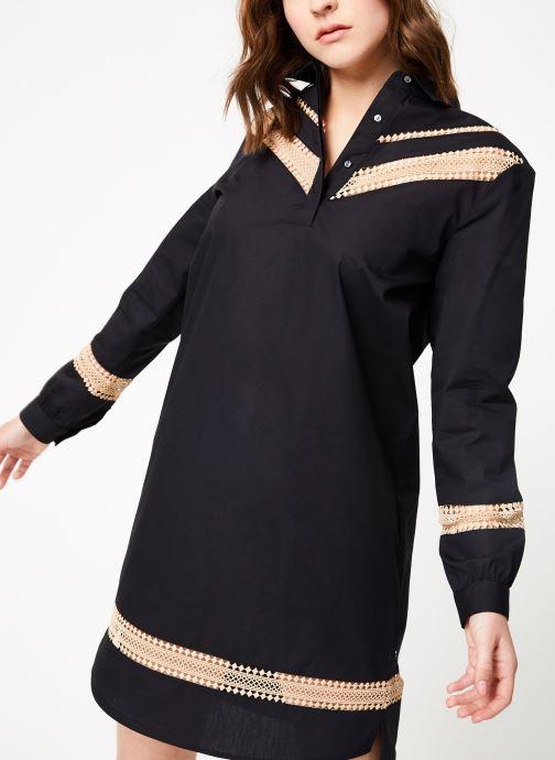 Vêtements Maison Scotch 149840 Noir vue détail/paire