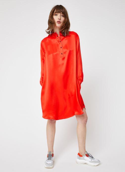Vêtements Scotch & Soda 149849 Rouge vue bas / vue portée sac