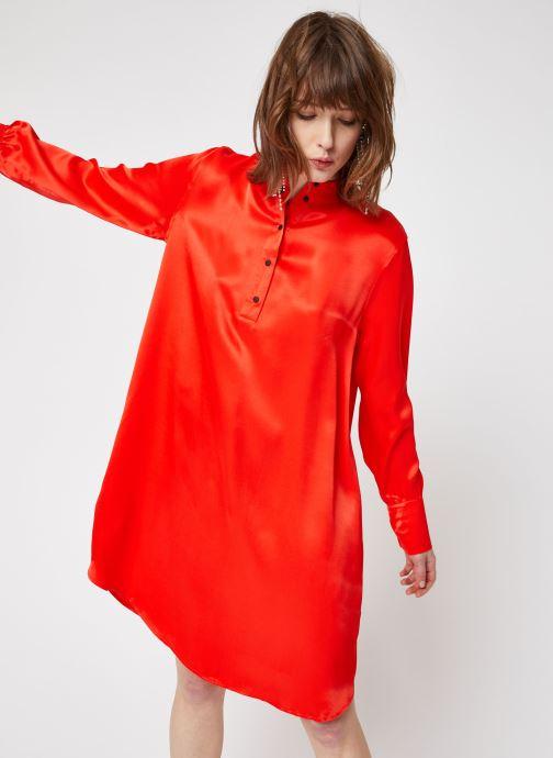 Vêtements Scotch & Soda 149849 Rouge vue détail/paire