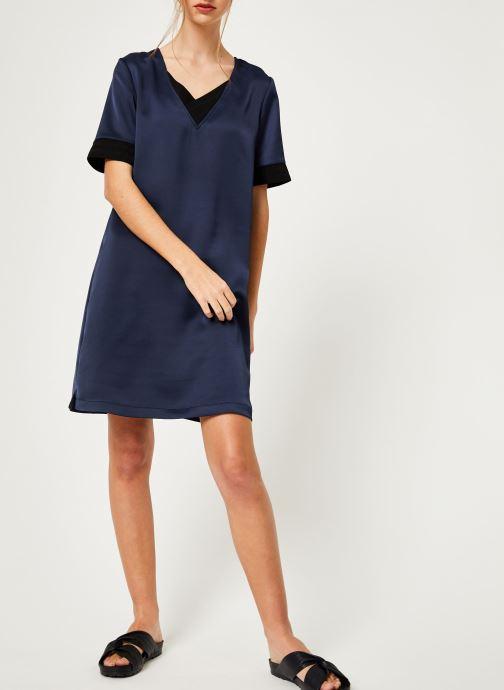 Vêtements Maison Scotch 149855 Bleu vue bas / vue portée sac