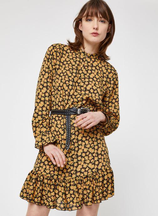 Vêtements Scotch & Soda 149857 Jaune vue détail/paire