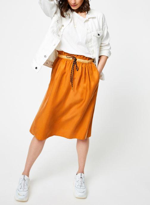 Vêtements Maison Scotch 149926 Orange vue bas / vue portée sac