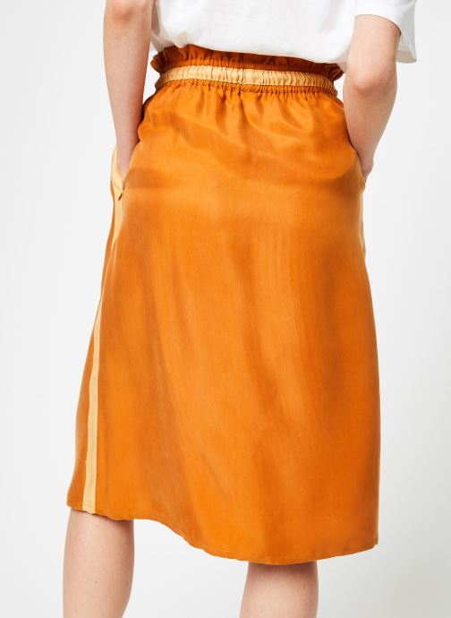 Vêtements Maison Scotch 149926 Orange vue portées chaussures
