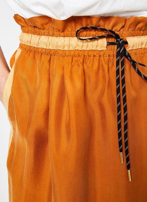 Vêtements Maison Scotch 149926 Orange vue face