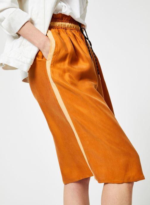 Vêtements Maison Scotch 149926 Orange vue détail/paire