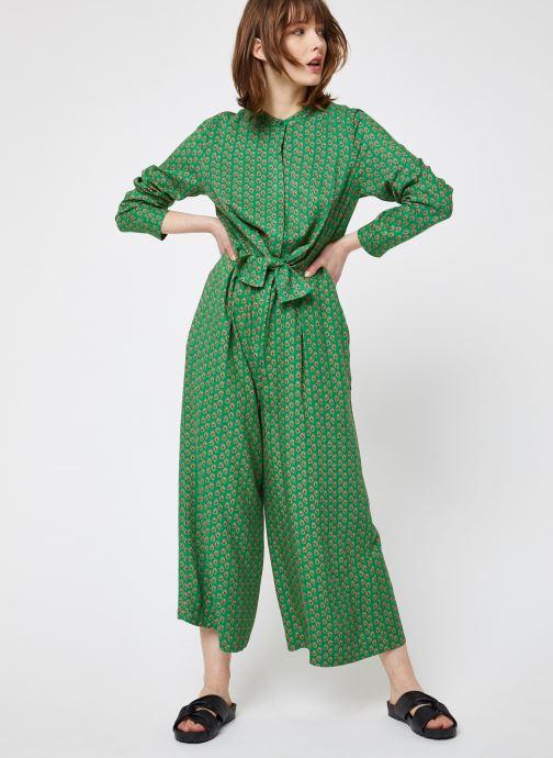 Vêtements Maison Scotch 150306 Vert vue bas / vue portée sac