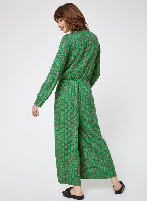 Vêtements Maison Scotch 150306 Vert vue portées chaussures