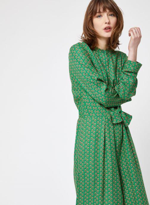 Vêtements Maison Scotch 150306 Vert vue droite