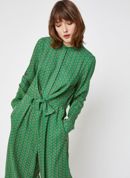 Vêtements Maison Scotch 150306 Vert vue détail/paire