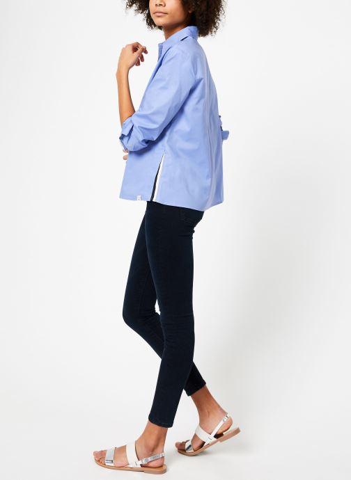Vêtements Maison Scotch 151143 Bleu vue bas / vue portée sac