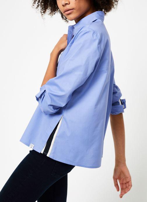 Vêtements Maison Scotch 151143 Bleu vue détail/paire