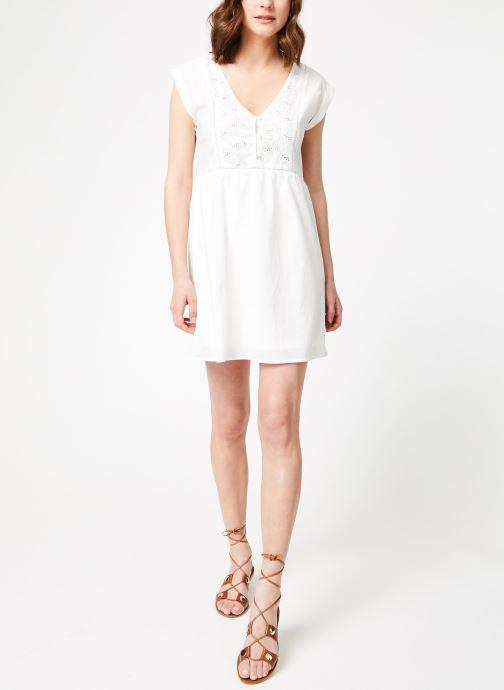 Garance Baly Baly Garance Blanc VêtementsRobes Blanc VêtementsRobes rCexodB
