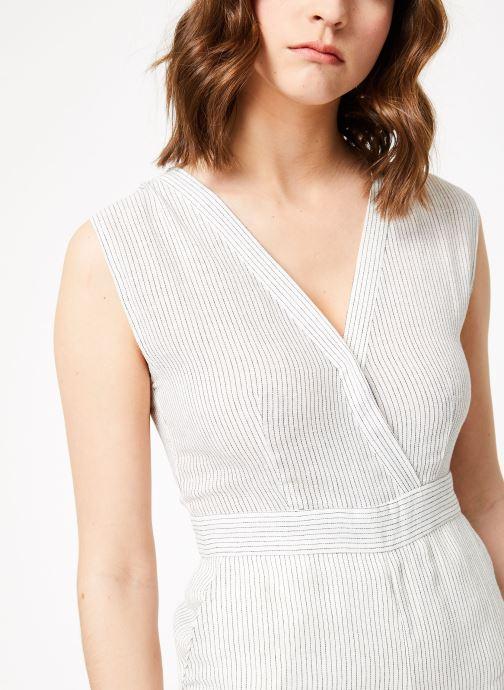 Vêtements Garance BASQUE Blanc vue face