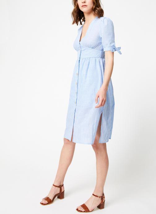 Vêtements Garance BARDOT Bleu vue bas / vue portée sac