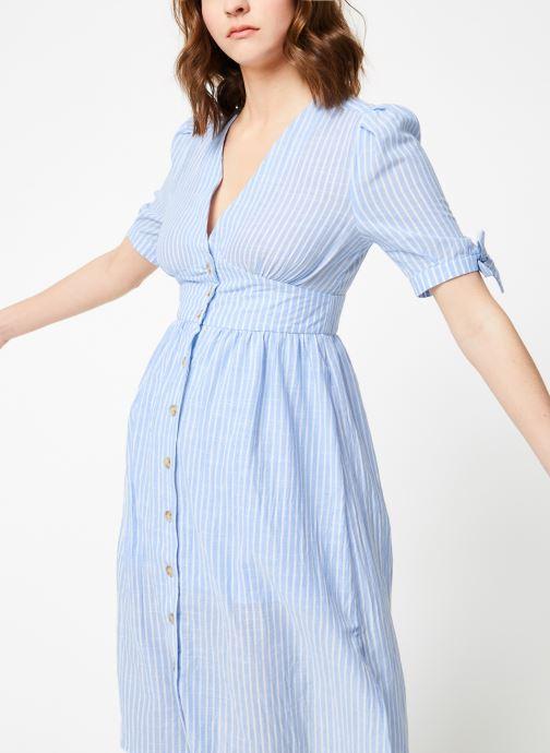 Vêtements Garance BARDOT Bleu vue détail/paire