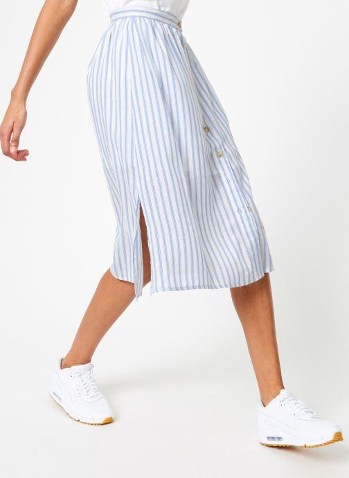 Vêtements Garance BARISA Blanc vue détail/paire