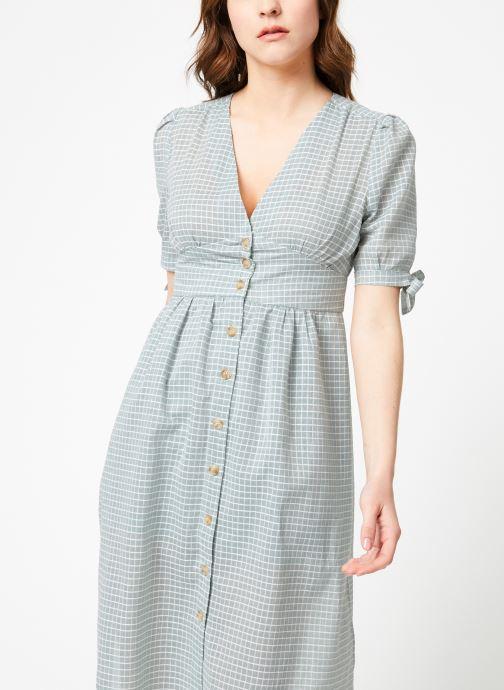 Vêtements Garance BASILE Vert vue détail/paire