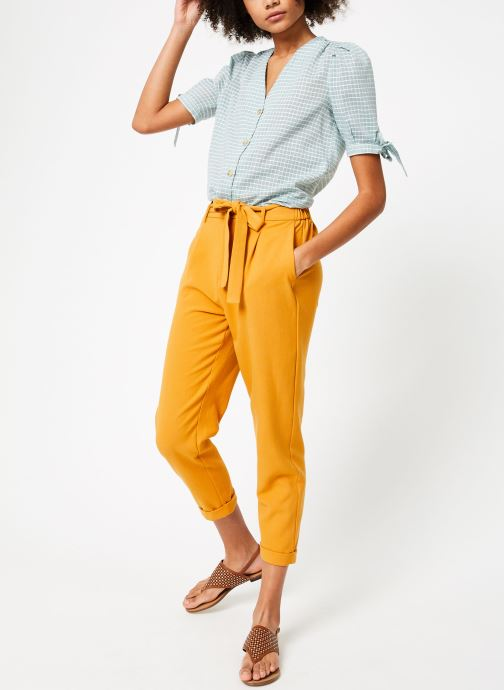 Vêtements Garance BASTIA Vert vue bas / vue portée sac