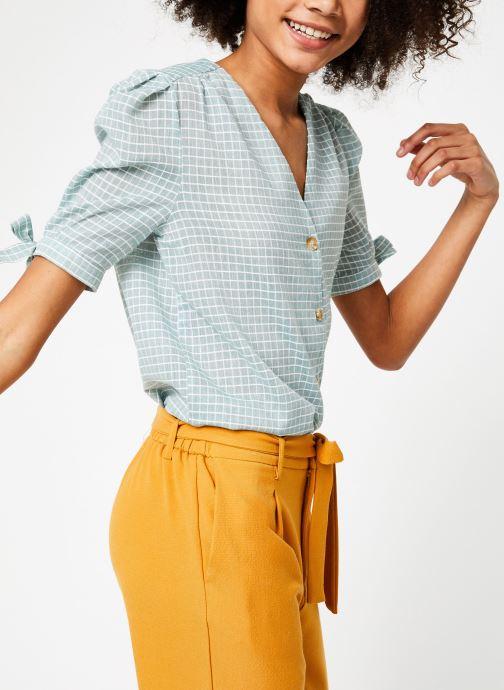 Vêtements Garance BASTIA Vert vue détail/paire