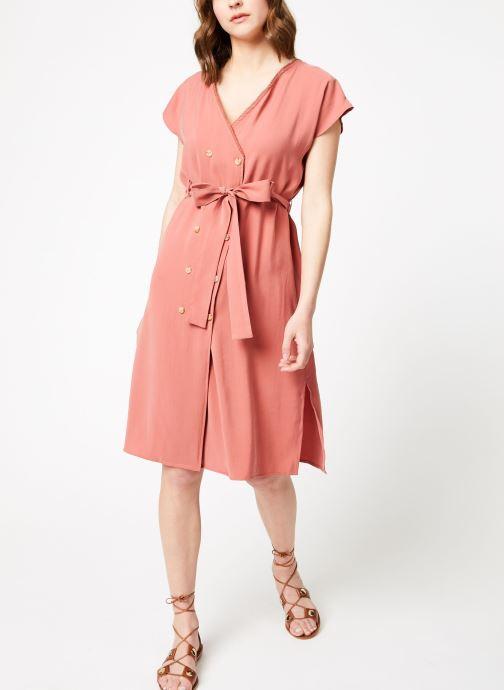 Vêtements Garance BEATRICE Orange vue bas / vue portée sac