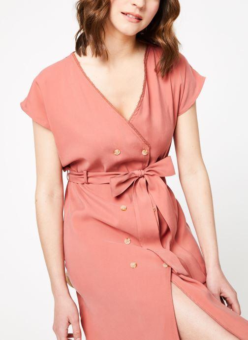 Vêtements Garance BEATRICE Orange vue détail/paire