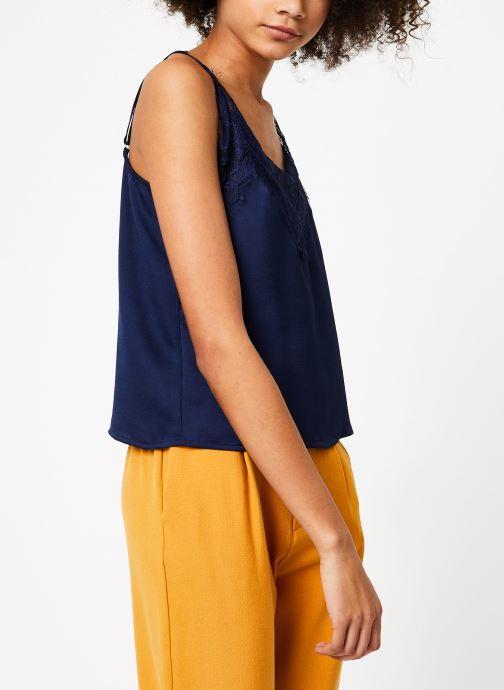 Vêtements Garance BENEDICTE Bleu vue droite
