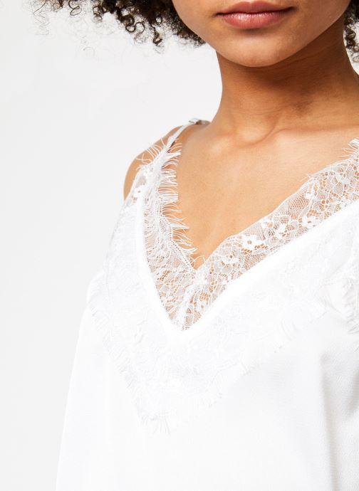 Vêtements Garance BENEDICTE Blanc vue face