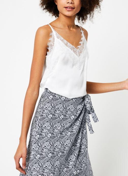 Vêtements Garance BENEDICTE Blanc vue droite