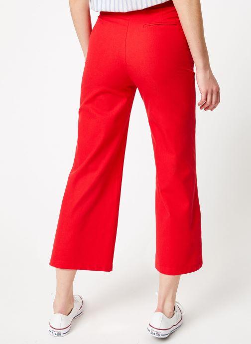 Vêtements Garance BERCEUSE Rouge vue portées chaussures