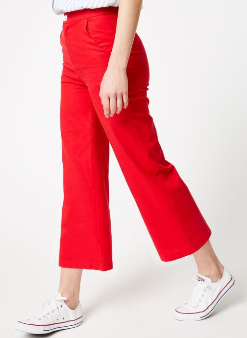 Vêtements Garance BERCEUSE Rouge vue détail/paire