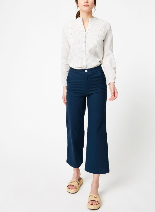 Vêtements Garance BERCEUSE Bleu vue bas / vue portée sac