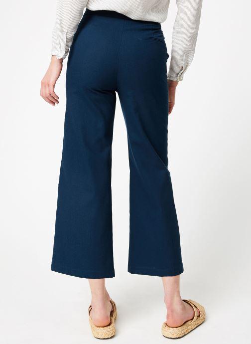 Vêtements Garance BERCEUSE Bleu vue portées chaussures