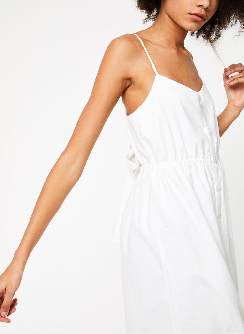 Vêtements Garance BENIE Blanc vue détail/paire