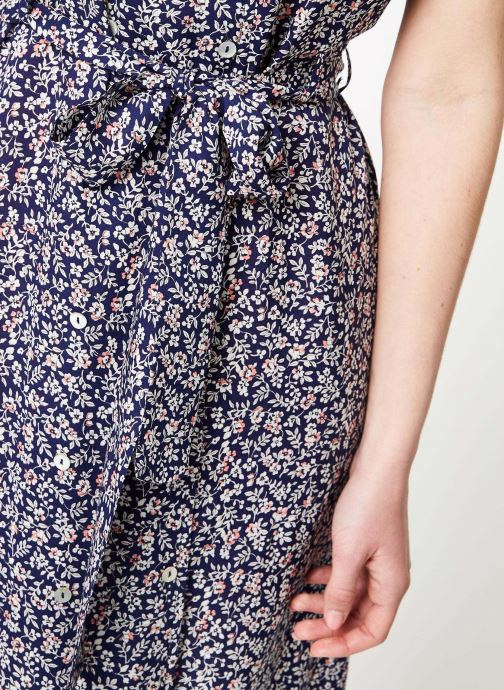 Vêtements Garance BESS Bleu vue face