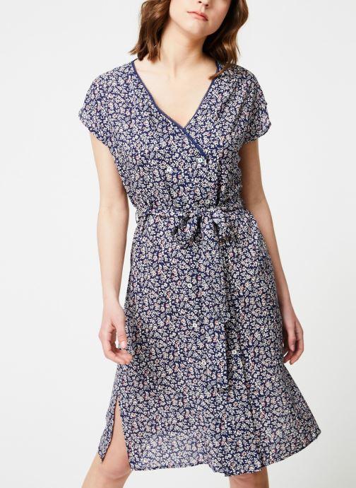 Vêtements Garance BESS Bleu vue droite
