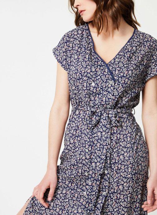 Vêtements Garance BESS Bleu vue détail/paire