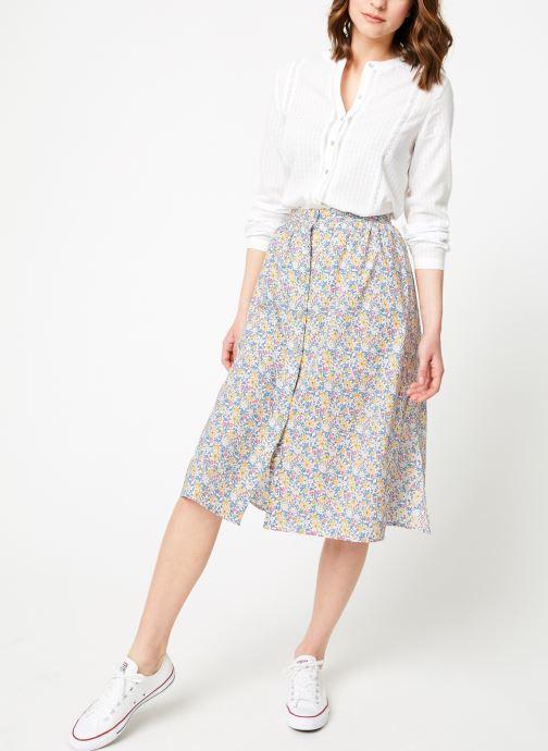 Vêtements Garance BILBAO Rose vue bas / vue portée sac